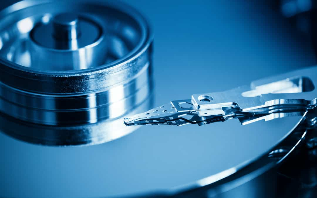 Hard disk data recovery equipment