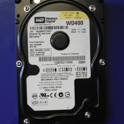WD400BB-23JHC0